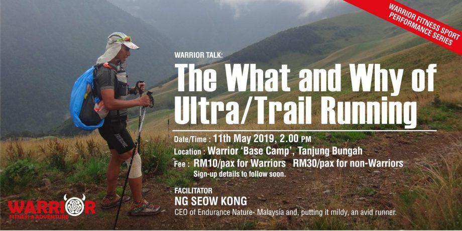 Ultra Running'